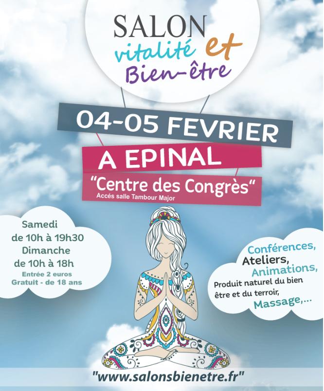 Salon Vitalité et Bien Etre Epinal 2017